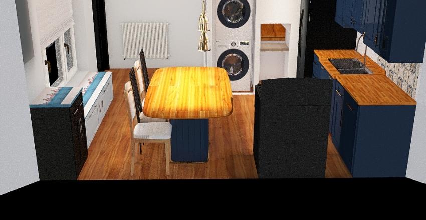 ivo house Interior Design Render