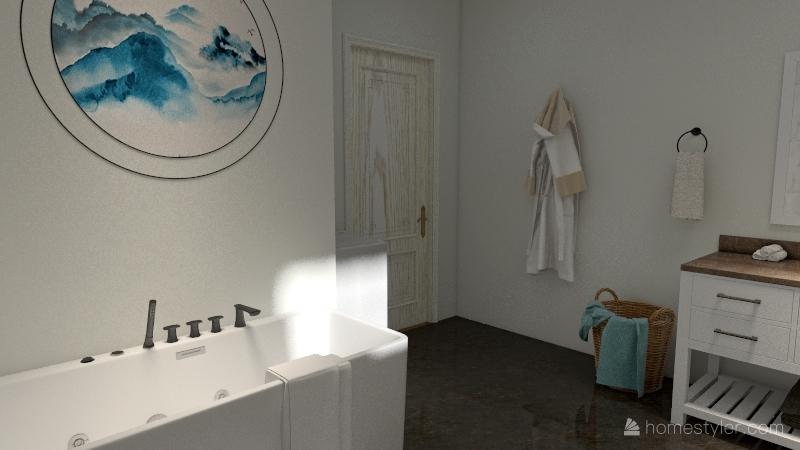 Marylebone Interior Design Render