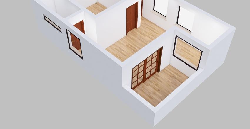 Dep LuF Interior Design Render