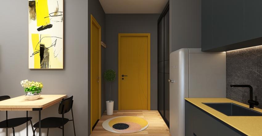 Anibal Interior Design Render
