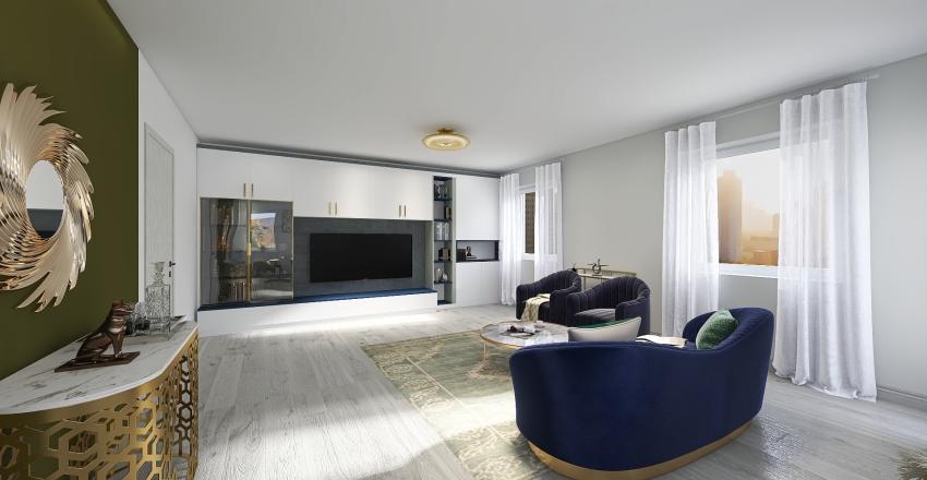 Marietta Interior Design Render