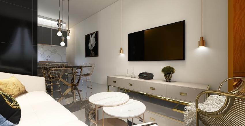 Denia, Espana Interior Design Render