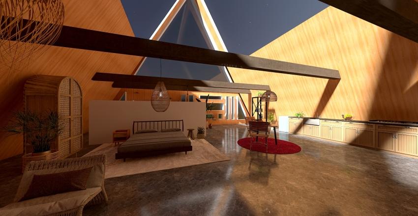 Casoca Interior Design Render
