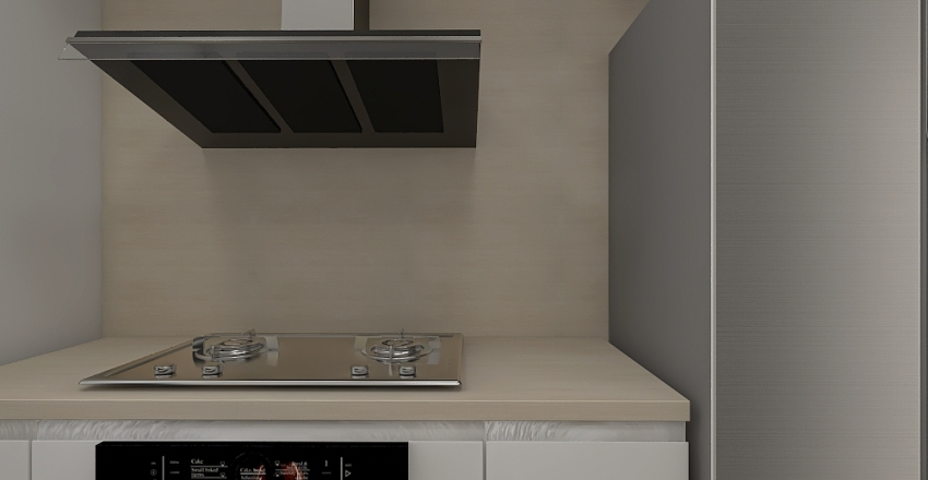 The New JF Home 4 Interior Design Render