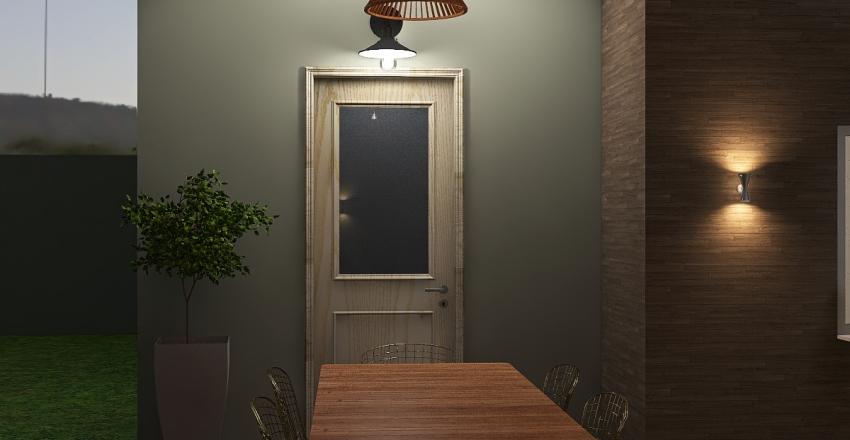 Deck M1 Interior Design Render