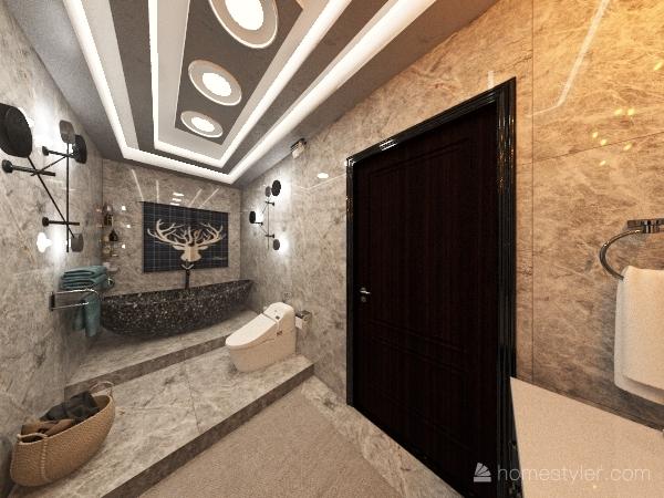 floor home Interior Design Render