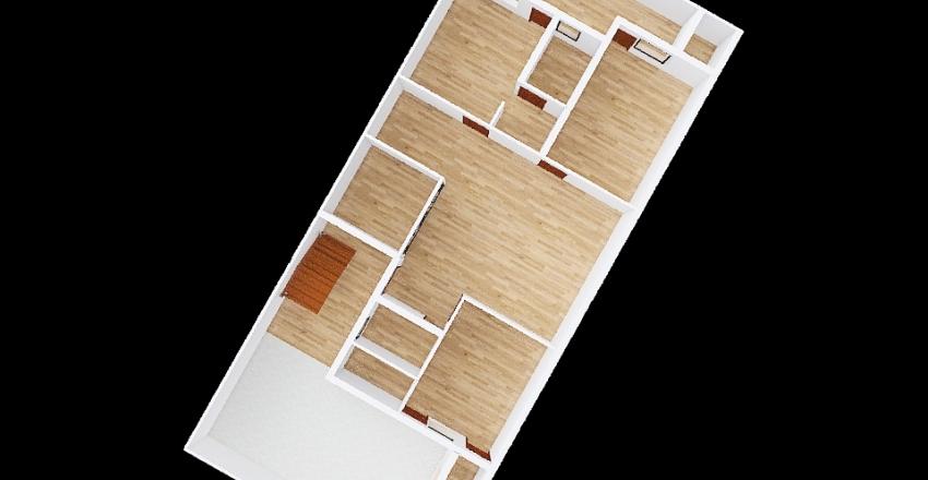 Pinjore. 5-10 inch wall Interior Design Render