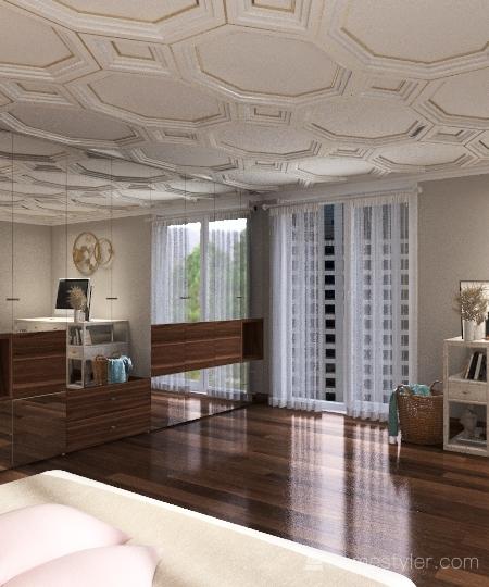 Byrd Interior Design Render