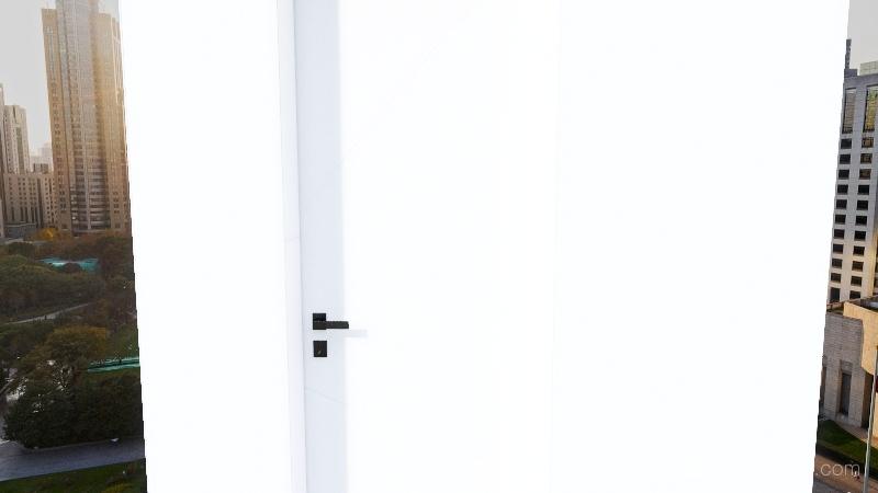 ESCRITORIO MILENA Interior Design Render