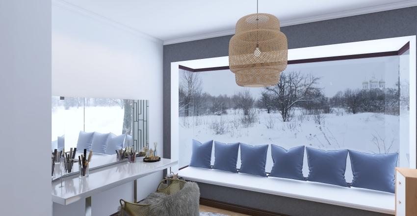 bedroom 000 Interior Design Render