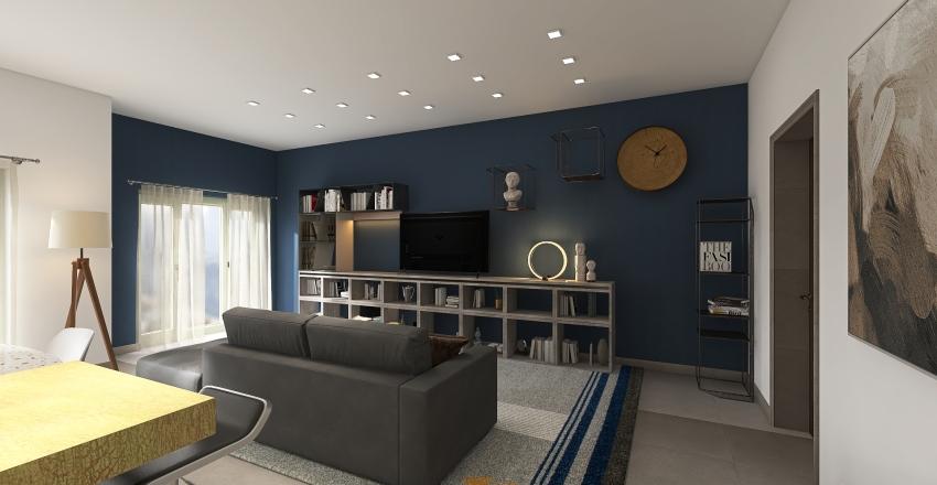 Alessandro Gallo Interior Design Render
