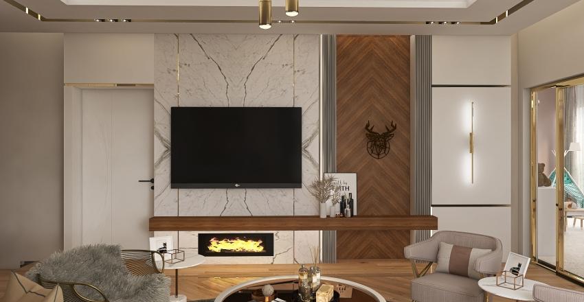 AL-KHEDIER VILLA 1 Interior Design Render