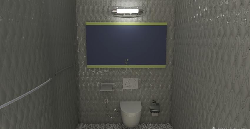 batroom3 Interior Design Render