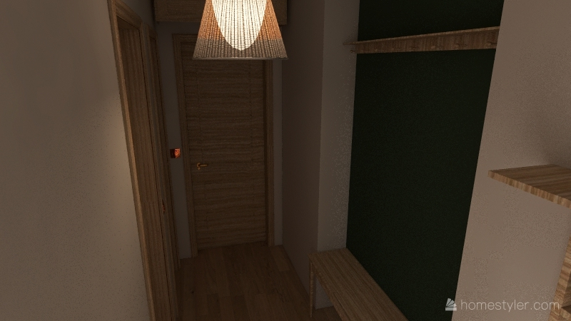 Stabu 81A Interior Design Render