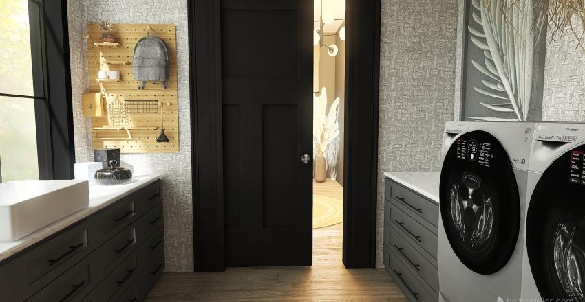Dwara Family home Interior Design Render