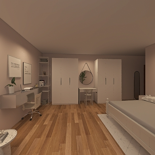sara's Interior Design Render