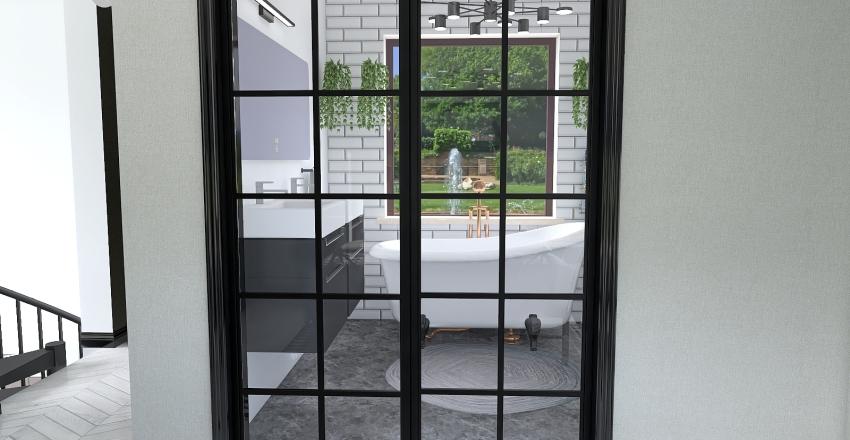 Mini Dom Interior Design Render