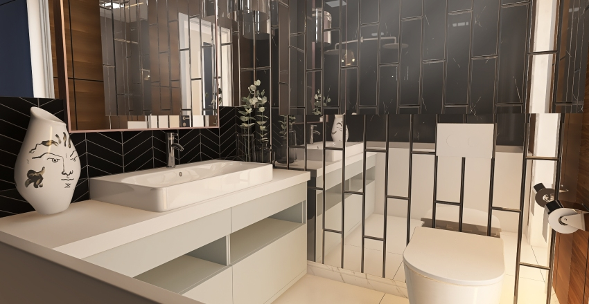 12c/11 Interior Design Render