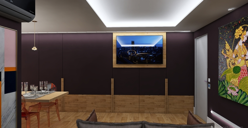 ewfef Interior Design Render