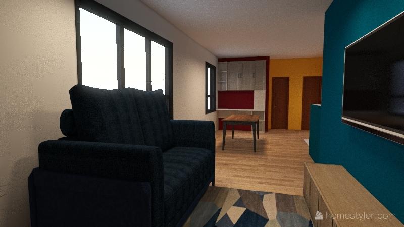 2 Assis Interior Design Render