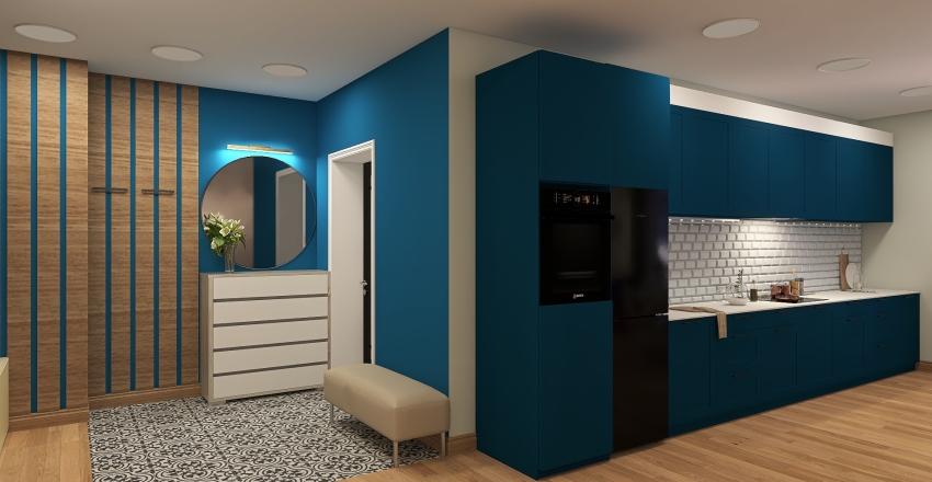 Учебный Interior Design Render
