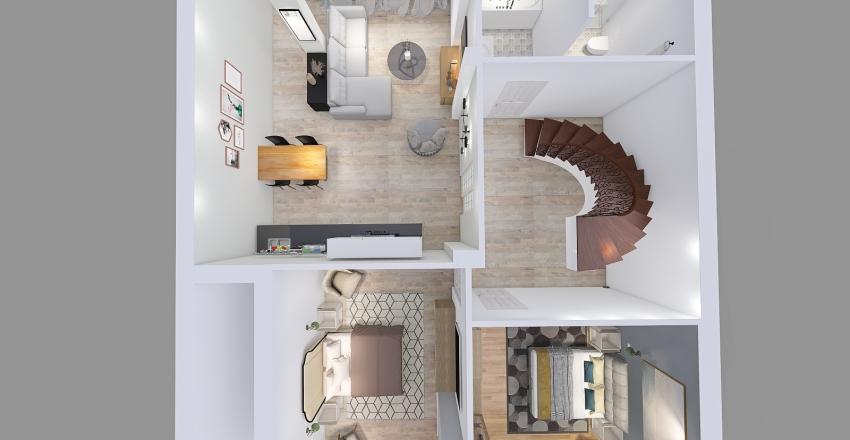 Virtual Tour Interior Design Render