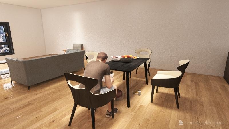 good hause Interior Design Render