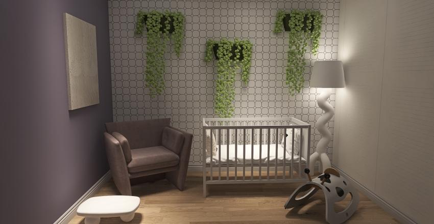 speranzosa Interior Design Render