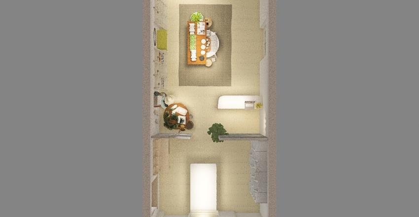 SCANDISKIN SHOP Interior Design Render