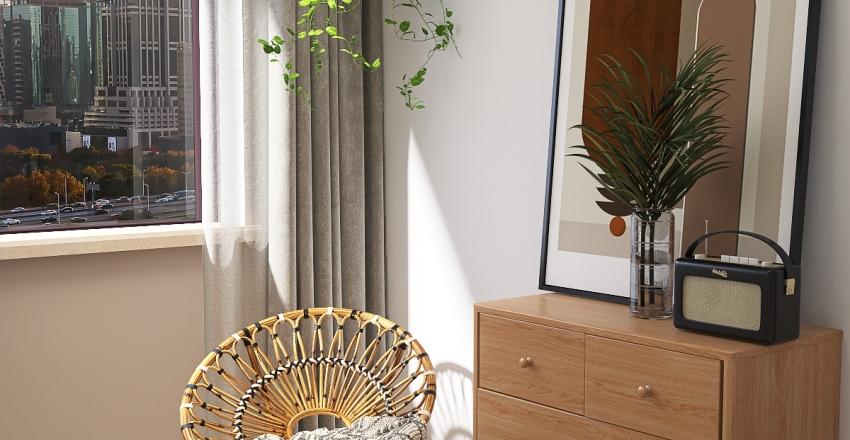 Yasmin Interior Design Render