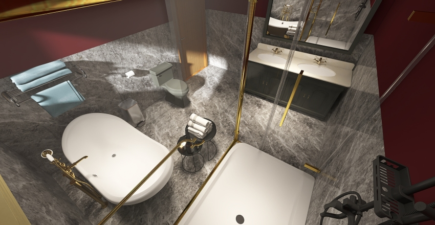 Enzo Interior Design Render
