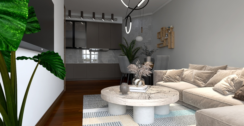 Vardar - 2/25 Interior Design Render