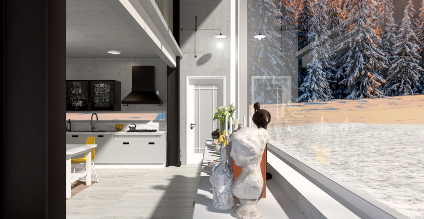 The Block Project Interior Design Render