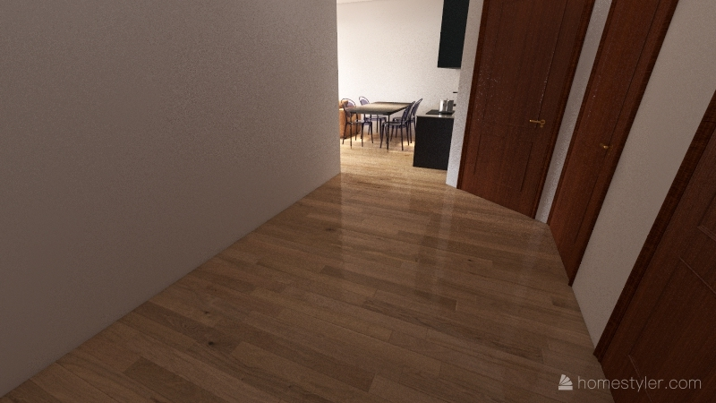 Casa 13b Interior Design Render