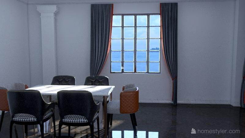 WAHID 3 Interior Design Render