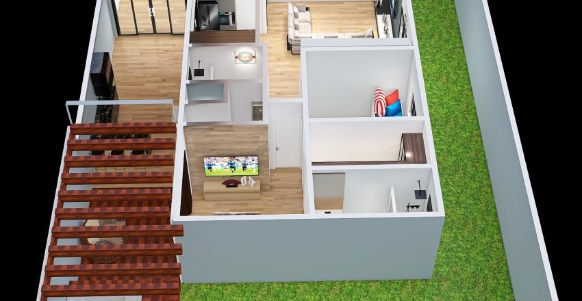 Copy of casa michel Interior Design Render