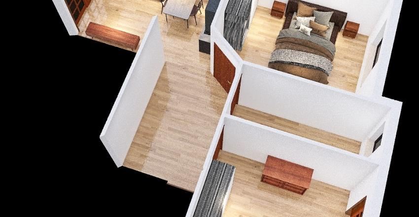 Casa 13a Interior Design Render
