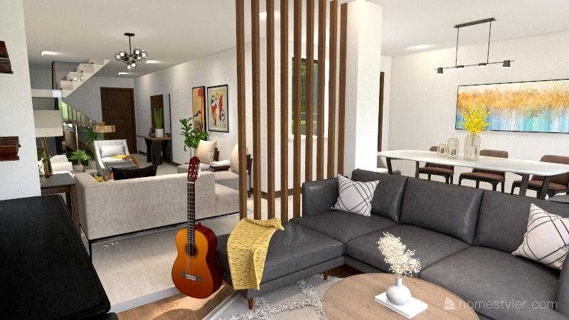 DARUE Interior Design Render
