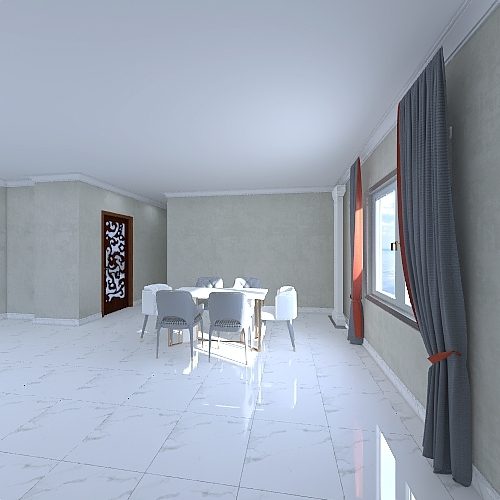 wahid 4 Interior Design Render