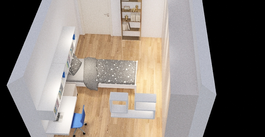 camera Alessandro Interior Design Render