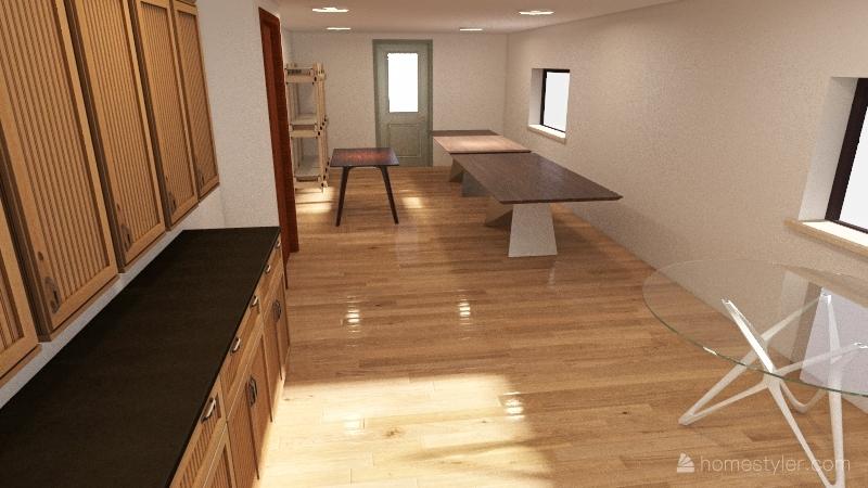 Stephanie Interior Design Render