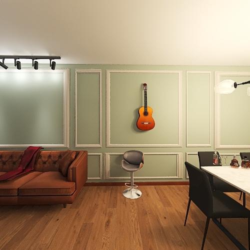 2 MAIN Interior Design Render