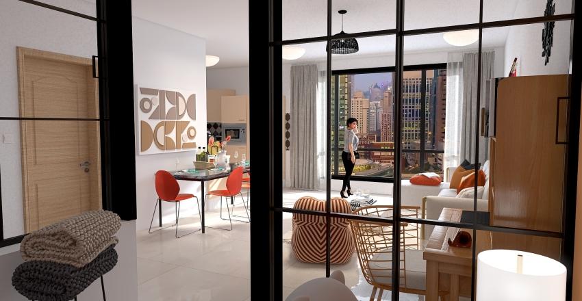 211 Interior Design Render