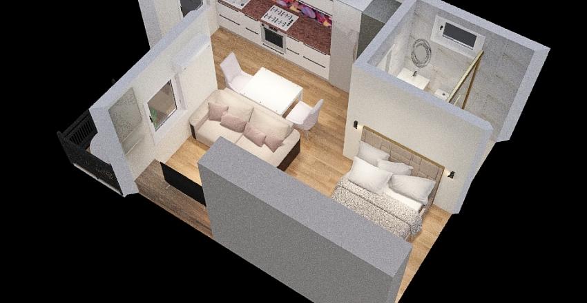 ADU 4 Interior Design Render