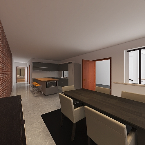 Copy of Casa nono NOVA 001_copy Interior Design Render