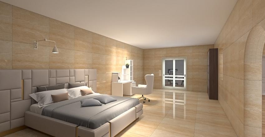 Copy of DreamBedroom Interior Design Render