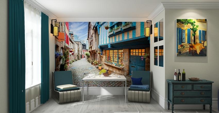 strada Interior Design Render