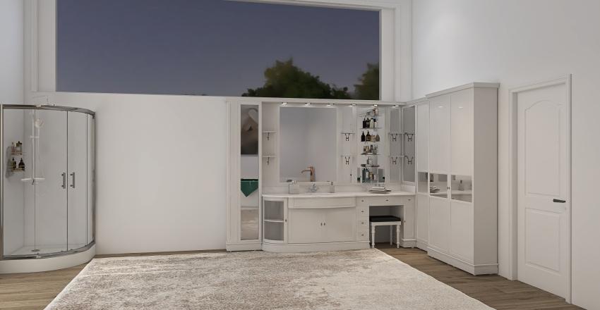 open air Interior Design Render