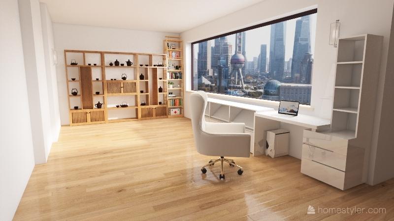 casa toni Interior Design Render
