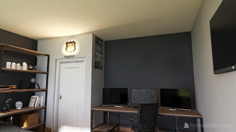 Partridge Interior Design Render